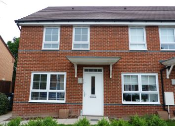 Thumbnail 2 bed end terrace house for sale in Heathside Drive, Kings Norton, Birmingham