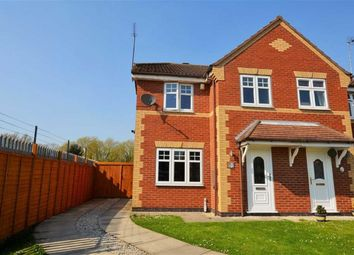 Thumbnail 3 bedroom semi-detached house for sale in Cranberry Way, Pickering Road, Hull