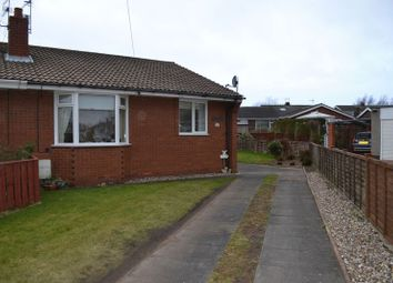 Thumbnail 2 bed semi-detached house for sale in Ferneybeds Estate, Widdrington, Morpeth