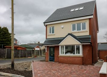 Thumbnail 4 bed detached house for sale in Montrose Avenue, Ramsbottom, Bury