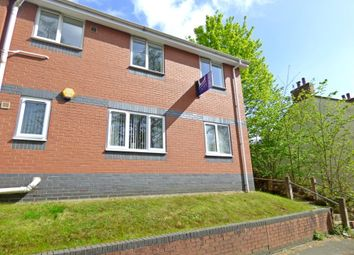 Thumbnail 2 bed flat to rent in Leek Road, Hanley, Stoke-On-Trent