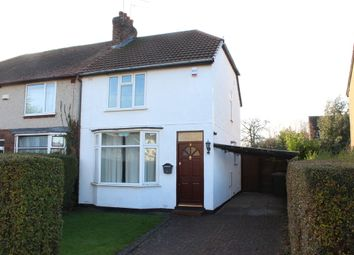 Thumbnail 2 bed semi-detached house for sale in Fir Grove, Coventry