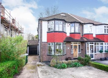 Sidcup Road, London SE9. 3 bed semi-detached house for sale