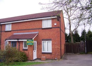 Thumbnail 2 bedroom end terrace house for sale in Austy Close, Birmingham, West Midlands