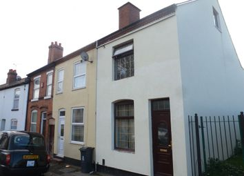 Thumbnail 4 bedroom end terrace house for sale in Windsor Street, Walsall