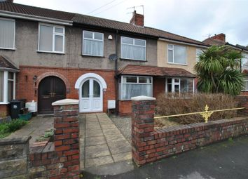 Thumbnail 3 bed terraced house for sale in Tyning Road, Knowle, Bristol