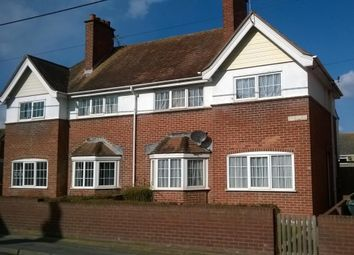 Thumbnail 3 bed semi-detached house to rent in The Avenue, Totland Bay