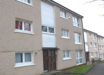 Thumbnail 1 bed flat for sale in Hollowglen Road, Springboig, Glasgow