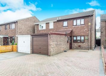 Thumbnail 3 bed semi-detached house for sale in Rise Park, Romford, Essex