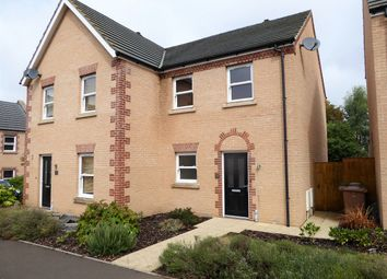 Thumbnail 2 bed semi-detached house to rent in Bluebell Close, Downham Market