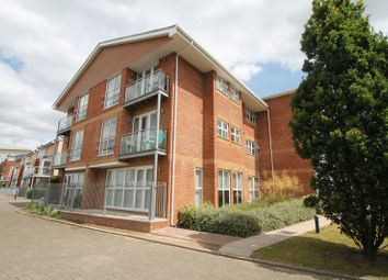 Thumbnail 2 bed flat to rent in Emerald Crescent, Hythe, Southampton
