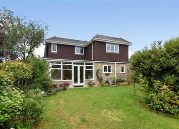 Thumbnail 4 bed detached house for sale in Barton Close, Bradenstoke, Wiltshire
