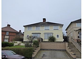 Thumbnail 3 bedroom semi-detached house to rent in Kendal Rise Road, Birmingham
