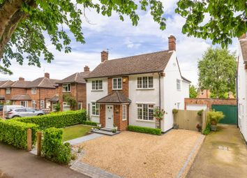 Thumbnail 4 bed detached house for sale in Willian Way, Letchworth Garden City
