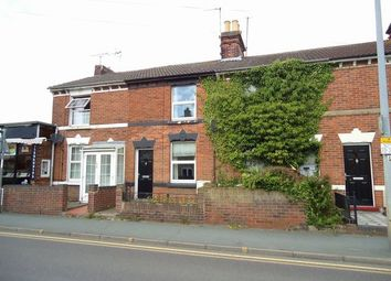 Thumbnail 2 bed terraced house to rent in Mersea Road, Colchester, Essex