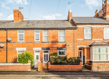 Thumbnail 2 bed terraced house for sale in Albert Road, Oswestry