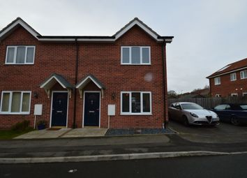 Thumbnail 2 bed semi-detached house for sale in Wolds View, North Hykeham, Lincoln