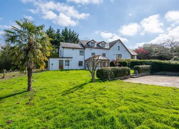 Thumbnail 6 bed detached house for sale in Llandegveth, Newport
