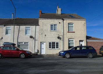 Thumbnail 2 bed terraced house for sale in Front Street, Hesleden, Hartlepool