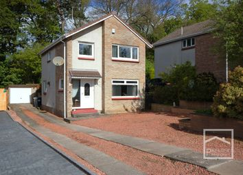 Thumbnail 3 bed detached house for sale in Dechmont View, Uddingston, Glasgow