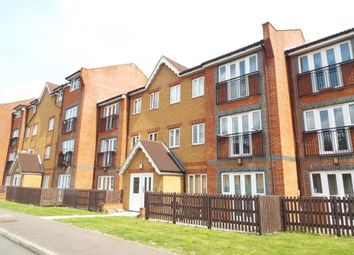 Thumbnail 1 bed flat for sale in Foundry Gate, Waltham Cross, Hertfordshire