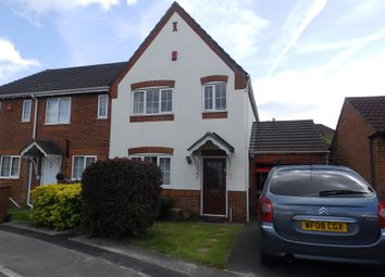 Thumbnail 3 bed semi-detached house to rent in Ashwood Park Road, Plympton, Plymouth