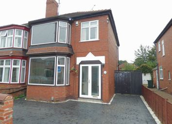 Thumbnail 3 bed semi-detached house for sale in Manor Drive, Bennetthorpe, Doncaster.