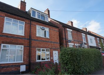 Thumbnail 3 bed terraced house for sale in Wood Street, Atherstone
