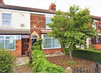 Thumbnail 2 bed terraced house for sale in Leads Road, Hull