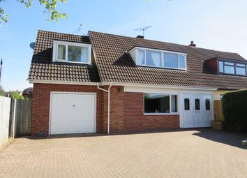 Thumbnail 4 bedroom semi-detached house for sale in Syers Croft, Clehonger, Hereford