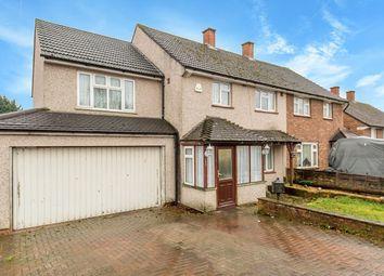 Thumbnail 4 bedroom property for sale in Dunley Drive, New Addington, Croydon