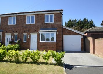 Thumbnail 3 bed semi-detached house for sale in Second Avenue, Trimley St. Mary, Felixstowe