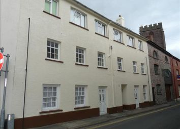 Thumbnail 2 bed flat to rent in St. Marys Street, Brecon