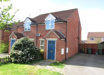 Thumbnail 2 bed terraced house to rent in Abbotts Road, Scunthorpe