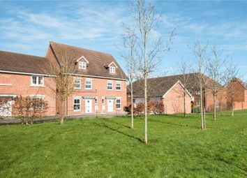 Thumbnail 3 bed semi-detached house for sale in Horse Guards Way, Thatcham, Berkshire