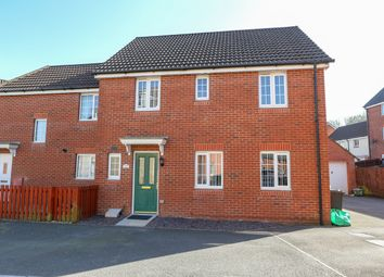Thumbnail 4 bed semi-detached house for sale in Penderyn Close, Merthyr Tydfil