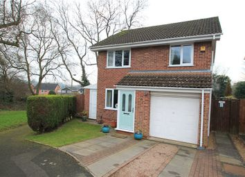 Thumbnail 3 bed detached house for sale in Boultons Lane, Redditch