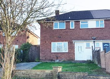 Thumbnail 3 bed semi-detached house for sale in Elmwood Road, Borehamwood
