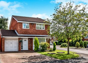 Thumbnail 4 bed detached house to rent in Turnberry Drive, Wilmslow
