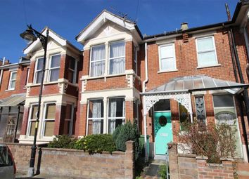Thumbnail 3 bed terraced house for sale in Rochester Road, Southsea