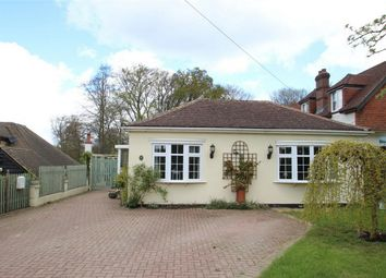 Thumbnail 3 bed detached bungalow for sale in Cudham Park Road, Cudham, Kent