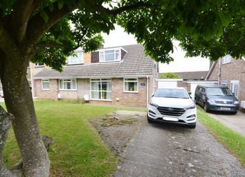 Thumbnail 4 bed semi-detached house for sale in Woodview Road, Norman Hill, Dursley