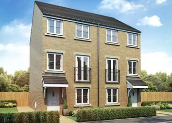 "Thumbnail 3 bed end terrace house for sale in ""The Greyfriars"" at St. Georges Quay, Lancaster"