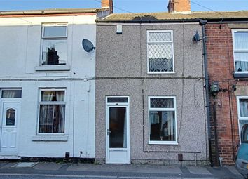 Thumbnail 2 bed terraced house for sale in Mountcastle Street, Chesterfield, Derbyshire