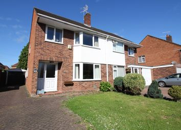 Thumbnail 3 bed semi-detached house for sale in Greenford Gardens, St Johns, Worcester