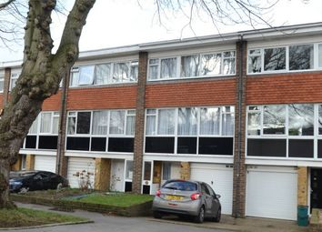 Thumbnail 4 bed town house for sale in Bracewood Gardens, Croydon, Surrey