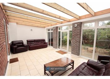 Thumbnail 6 bed semi-detached house to rent in Gracedieu Road, Loughborough