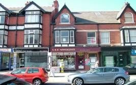 Thumbnail 3 bed flat to rent in Park Road, St. Annes, Lytham St. Annes
