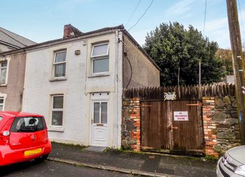 Thumbnail 3 bed semi-detached house for sale in Thomas Street, Briton Ferry, Neath, Neath Port Talbot.