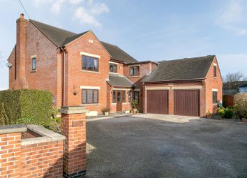 Thumbnail 5 bedroom property for sale in High Street, Swanwick, Alfreton
